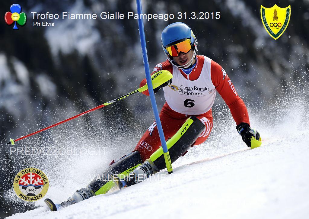 BORSOTTI GIOVANNI SL PAMPEAGO PHOTO ELVIS Bis di Fabian Bacher nel secondo slalom FIS di Pampeago