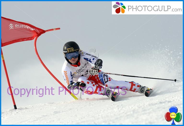 CAMPIONATI TRENTINI SLALOM 2015 ROLLE Felicetti Paolo bronzo ai Mondiali Master di Sci Alpino