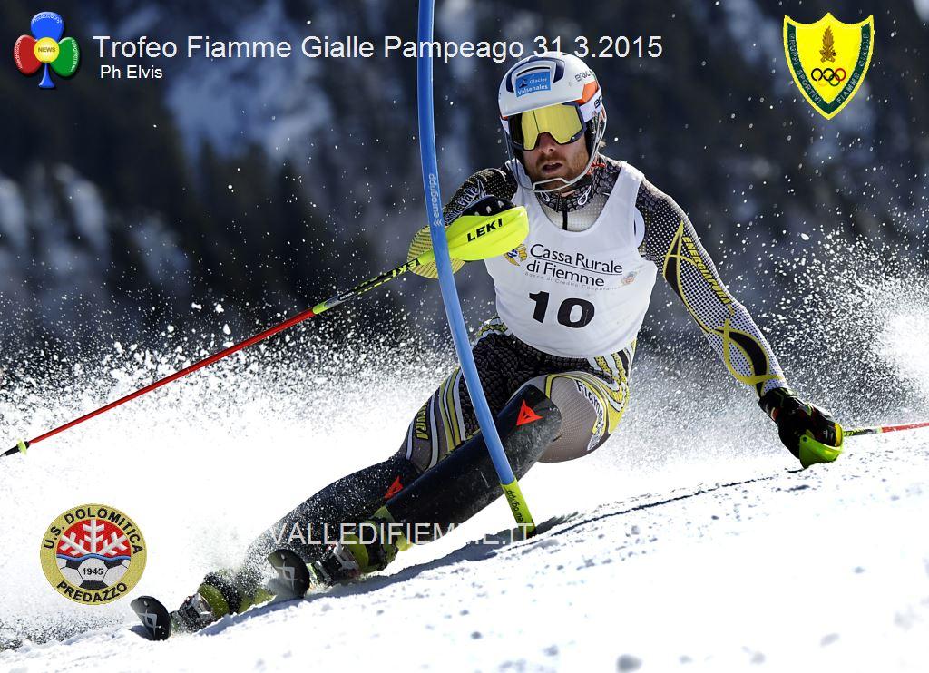 TONETTI RICCARDO SL PAMPEAGO 31 2015 PHOTO ELVIS Bis di Fabian Bacher nel secondo slalom FIS di Pampeago
