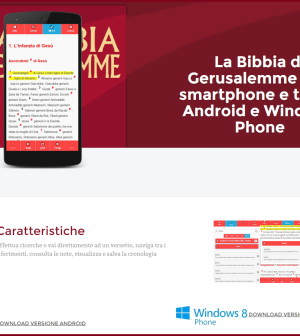 app bibbia di gerusalemme download