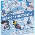 sportabili coppa italia predazzo 2015 150x150 Coppa del Mondo di snowboard per disabili in Val di Fiemme