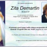 Demartin Zita 150x150 Necrologio, Massimiliano Betteto