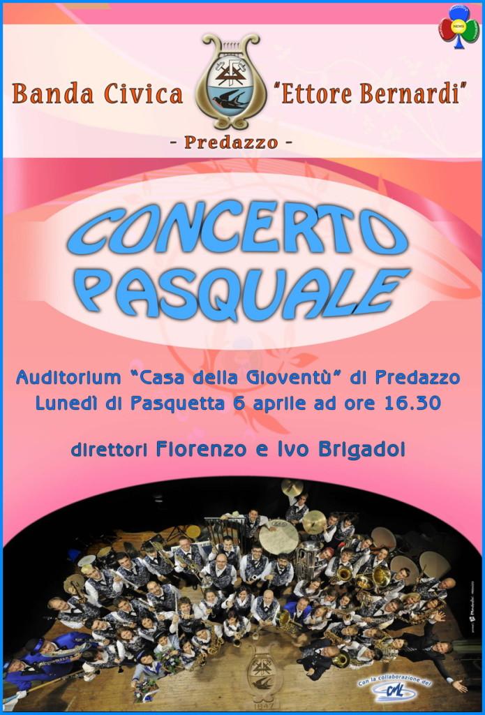 concerto di pasqua 2015 banda predazzo 695x1024 Predazzo, Concerto di Pasqua della Banda Civica