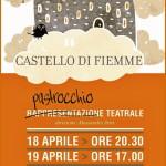 i merli del castello 150x150 Settembre di spettacoli con Arici per Valligiani e non