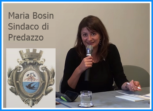 maria bosin sindaco predazzo Elezioni amministrative 2015, Maria Bosin sarà ancora Sindaco