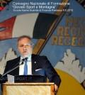 """""""Giovani Sport e Montagna"""" convegno predazzo 1"""