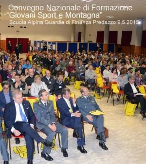 """""""Giovani Sport e Montagna"""" convegno predazzo 7"""