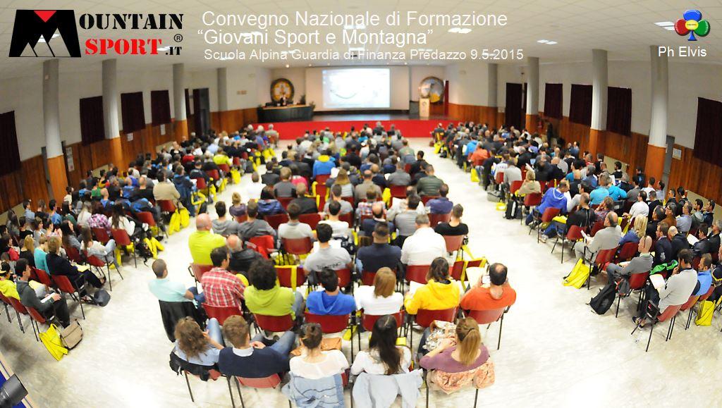 """""""Giovani Sport e Montagna"""" convegno predazzo 8 8° Convegno Nazionale Giovani Sport e Montagna"""