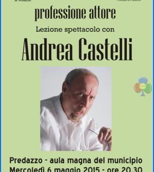andrea castelli a predazzo