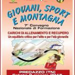 giovani e sport di montagna convegno predazzo 20151 150x150 8° Convegno Nazionale Giovani Sport e Montagna