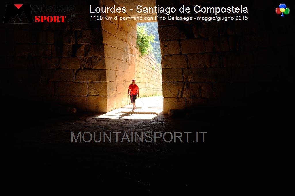 lourdes santiago con pino dellasega mountainsport1 Pino Dellasega presenta: Ho camminato con le stelle