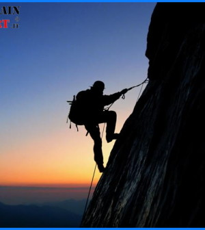 rocciatore mountain sport