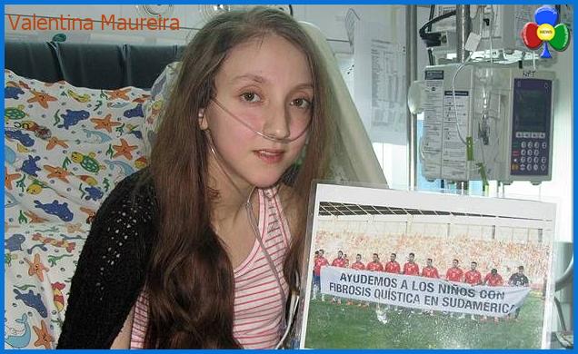 valentina maureira Valentina Maureira, morire a 14 anni lodando la vita