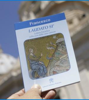 laudato si enciclica papa francesco