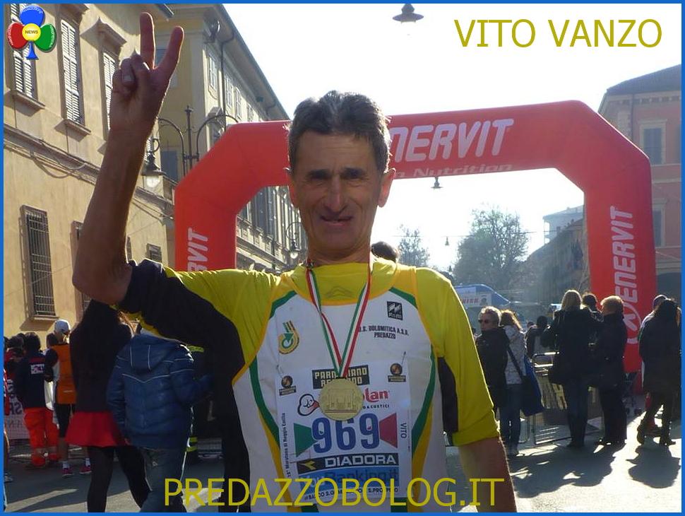 vito vanzo Vito Vanzo,  una vita di corsa lunga 160.000 Km