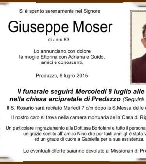 Moser Giuseppe