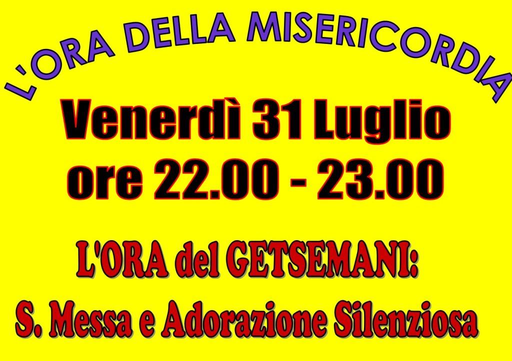 ORA DEL GETSEMANI 1024x723 Avvisi della Parrocchia e foto de San Giacom