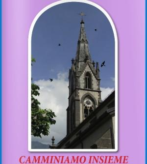 copertina giornalino parrocchia luglio 2015