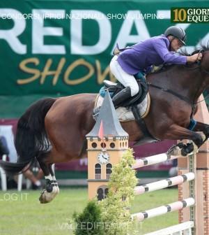 predazzo concorsi ippici nazionali show jumping fiemme15