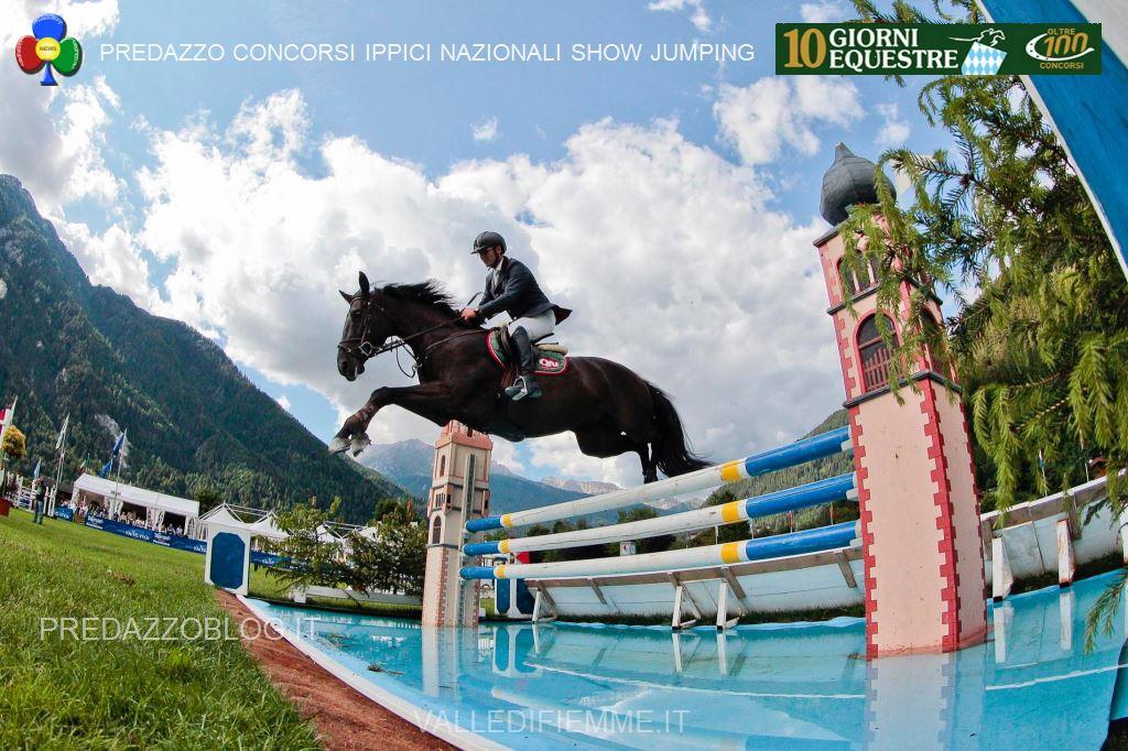 predazzo concorsi ippici nazionali show jumping fiemme16 10 GIORNI EQUESTRE   PREDAZZO SHOW JUMPING 2015 (virtuale)