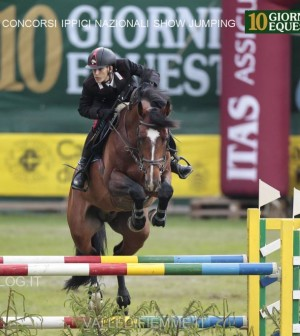 predazzo concorsi ippici nazionali show jumping fiemme22