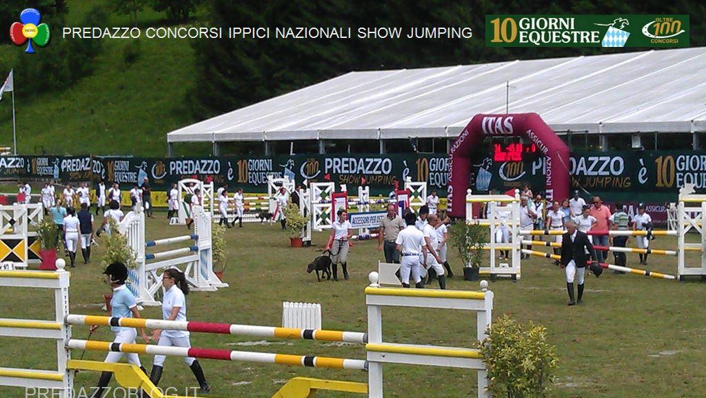 predazzo concorsi ippici nazionali show jumping fiemme27 10 GIORNI EQUESTRE   PREDAZZO SHOW JUMPING 2015 (virtuale)