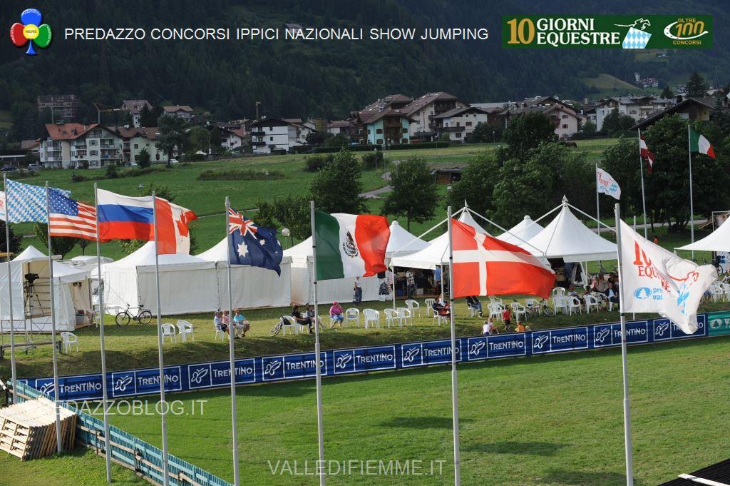 predazzo concorsi ippici nazionali show jumping fiemme3 10 GIORNI EQUESTRE   PREDAZZO SHOW JUMPING 2015 (virtuale)