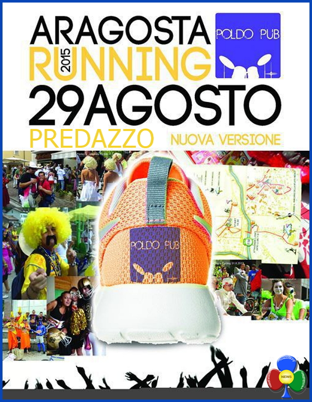 aragosta running 2015 predazzo Aragosta Running 2015 a Predazzo