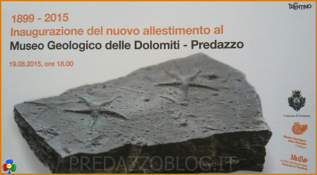 inaugurazione museo geologico delle dolomiti predazzo 1024x567 Inaugurazione Museo Geologico delle Dolomiti di Predazzo