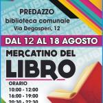 """mercatino libro usato1 150x150 Predazzo, DOMINIQUE  CORTI  presenta il libro """"Un sogno per la vita"""""""