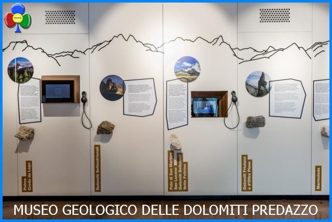 museo geologico predazzo nuovo Inaugurazione Museo Geologico delle Dolomiti di Predazzo