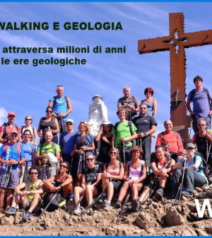 nordic walking e geologia rolle