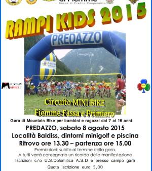 rampi kids 2015 predazzo