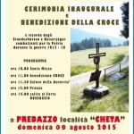 """schutzenkompanie cheta fiemme 150x150 """"An der Front"""" giornata commemorativa a Cheta   Le foto"""