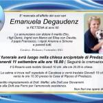 Degaudenz Emanuela 150x150 Necrologio, Rinaldo Gabrielli