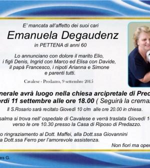 Degaudenz Emanuela