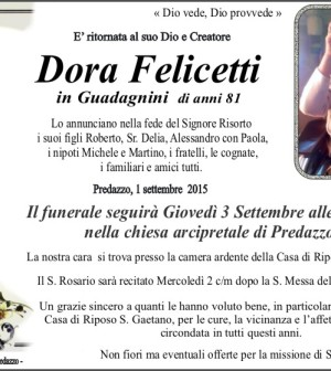 Felicetti Dora
