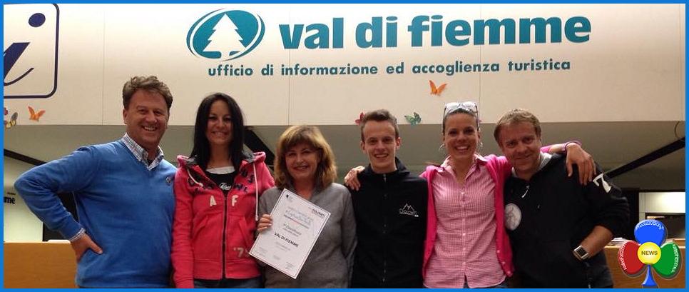 apt fiemme La Val di Fiemme vince il Dolomiti Super Summer 2015
