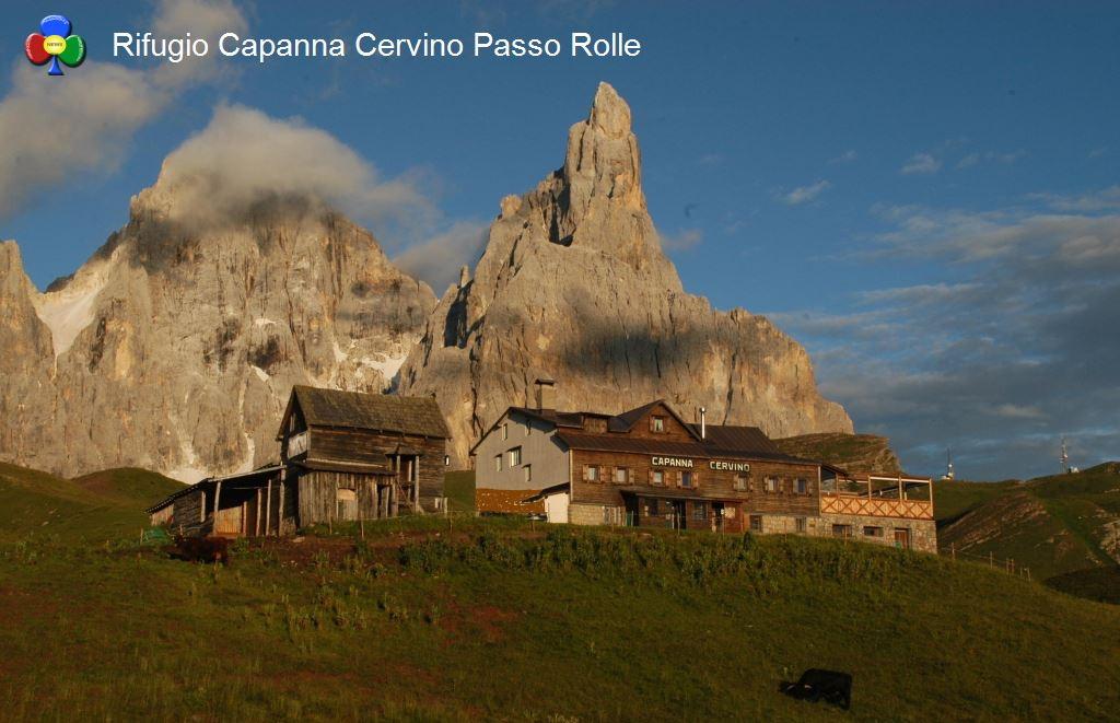capanna cervino passo rolle predazzo dolomiti 2 Capanna Cervino aperta nei weekend fino al 1 novembre