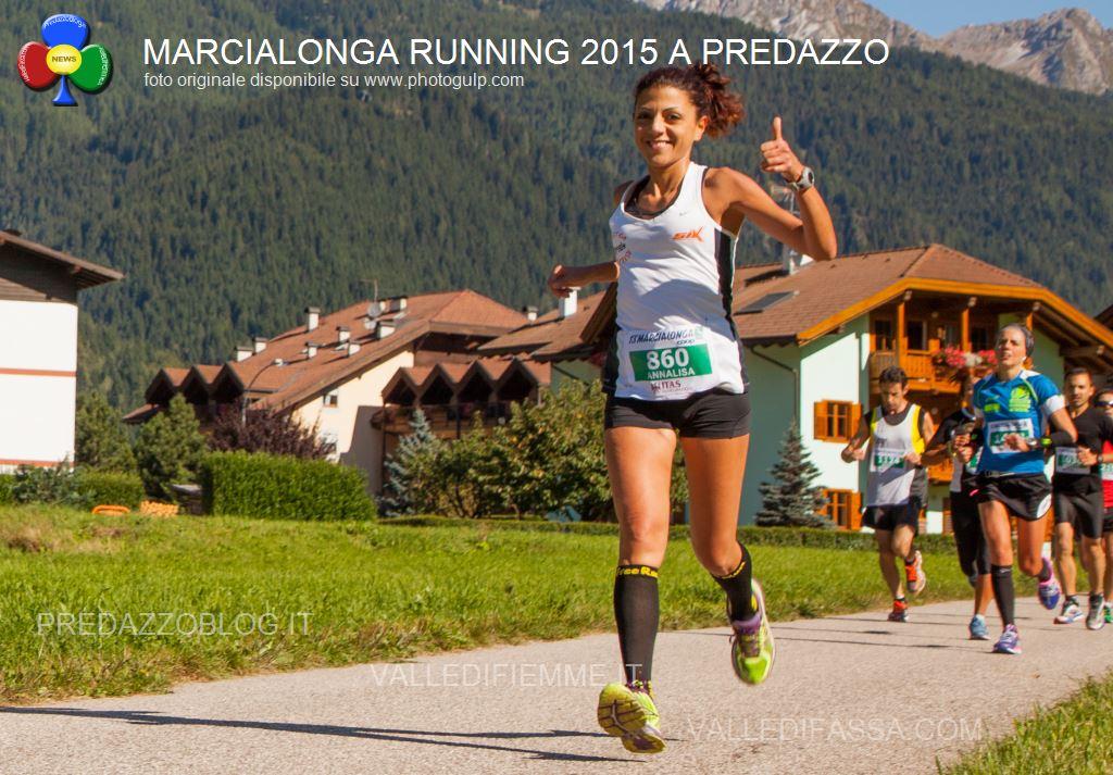marcialonga running 2015 a predazzo226 14° Marcialonga Running 4.9.2016  da Moena a Cavalese