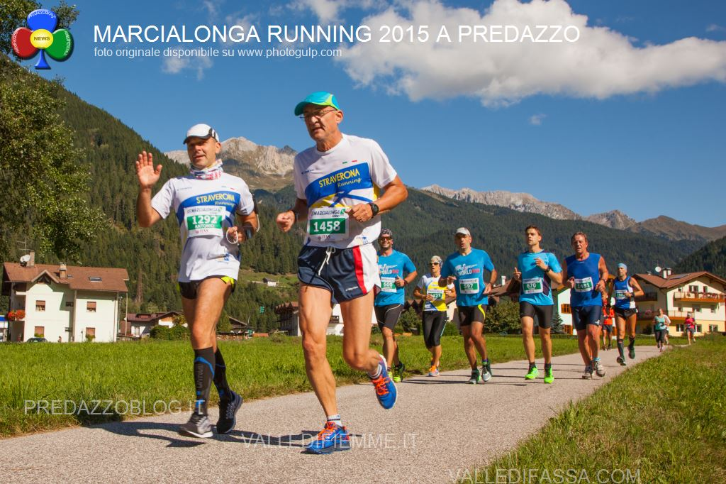 marcialonga running 2015 a predazzo541 14° Marcialonga Running 4.9.2016  da Moena a Cavalese
