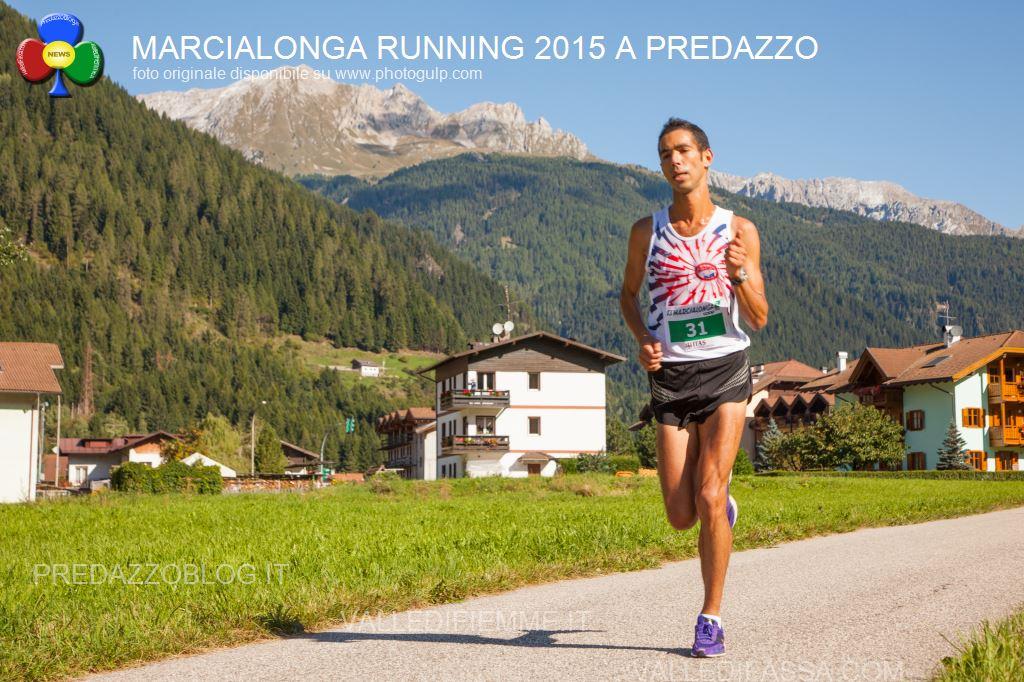 marcialonga running 2015 a predazzo9 14° Marcialonga Running 4.9.2016  da Moena a Cavalese