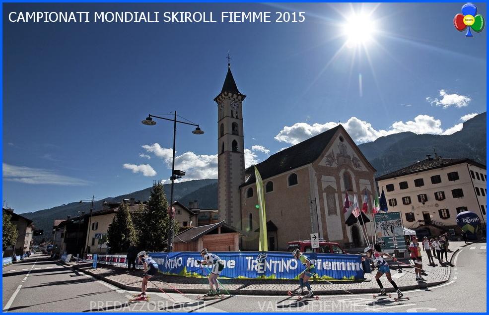mondiali skiroll fiemme 2015 ziano Mondiali Skiroll Zelger e Rastelli nellolimpo di Fiemme