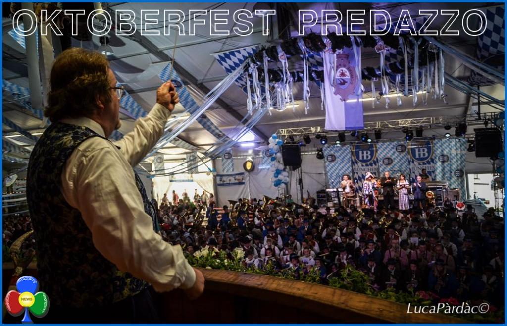 oktoberfest predazzo concerto bande tendone 1024x658 Desmontegada e dintorni, ricco fine settimana a Predazzo