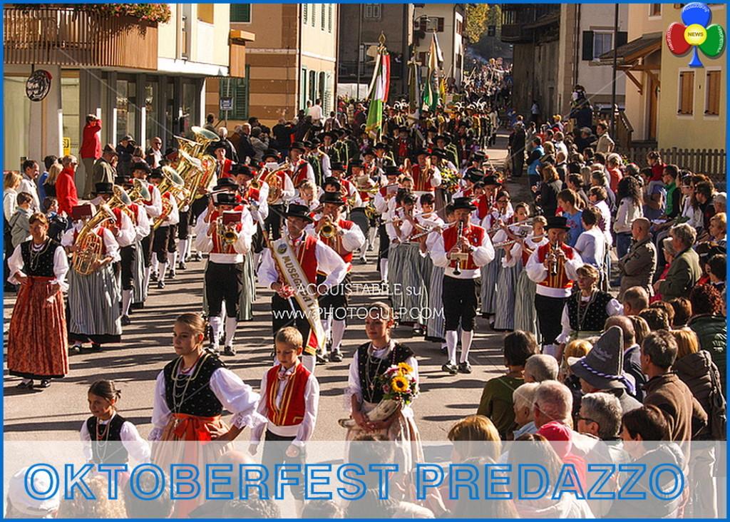 oktoberfest predazzo sfilata 1 1024x732 Oktoberfest 2015 di Predazzo, le novità