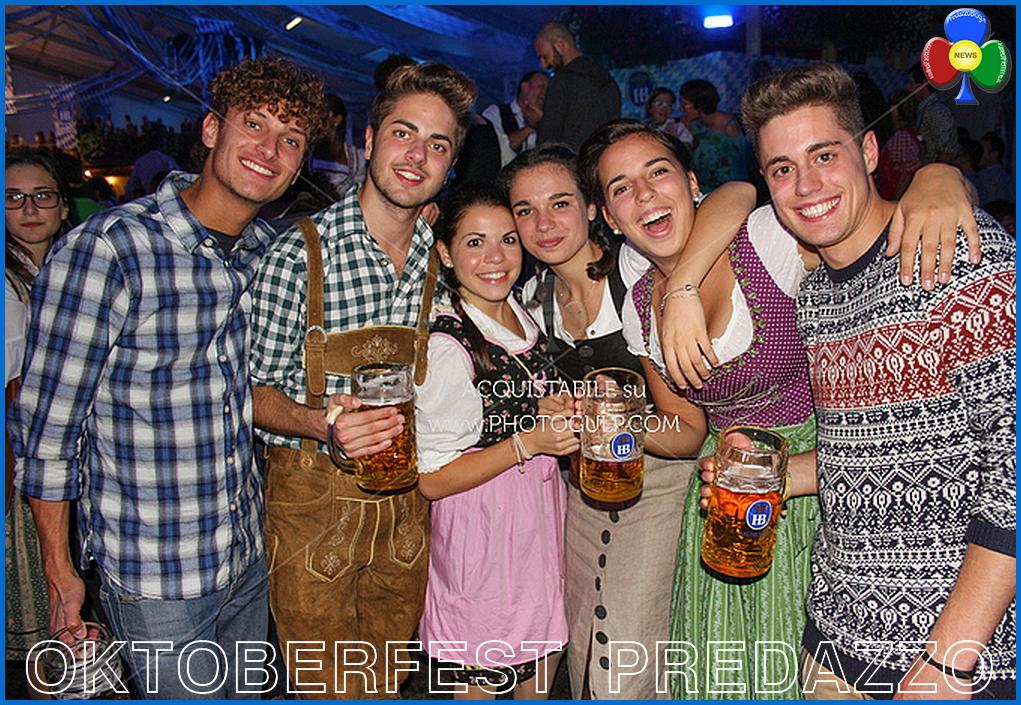 oktoberfest predazzo tendone Oktoberfest 2015 di Predazzo, le novità