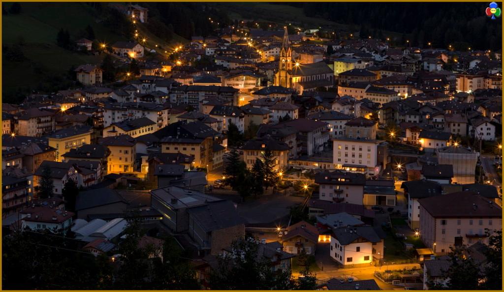 predazzo fiemme notte 1024x594 Avvisi della Parrocchia dal 27.9 al 4.10