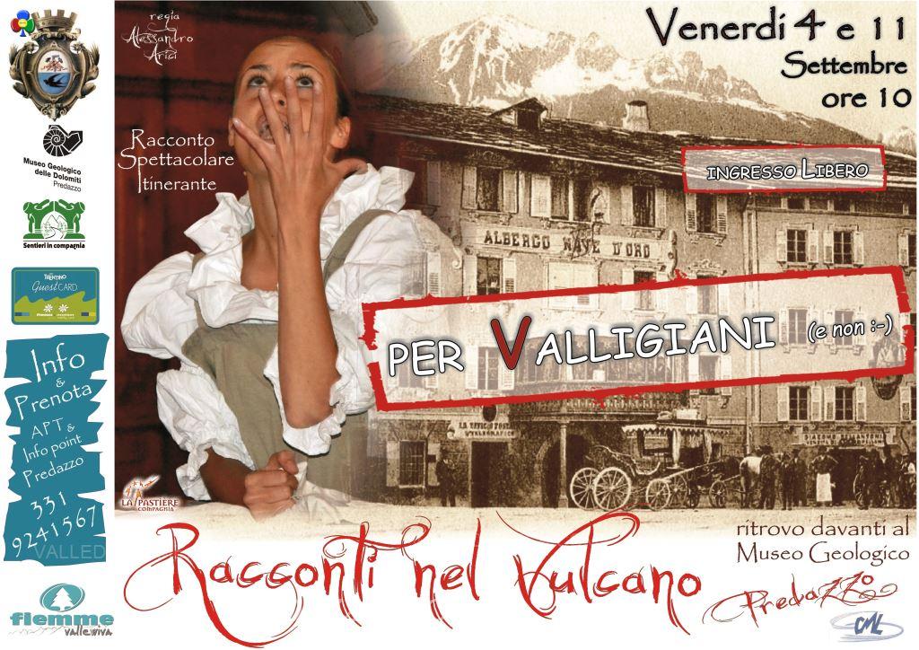 spettacoli la pastiere fiemme predazzo arici alessandro4 Settembre di spettacoli con Arici per Valligiani e non