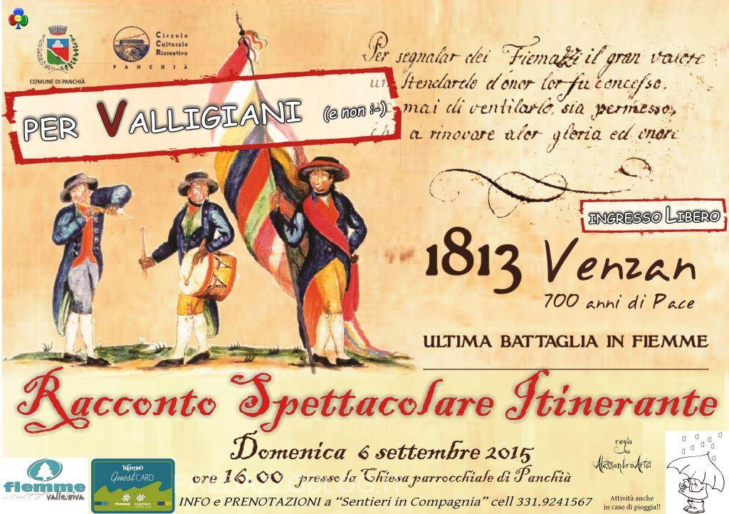 spettacoli la pastiere fiemme predazzo arici alessandro6 Settembre di spettacoli con Arici per Valligiani e non
