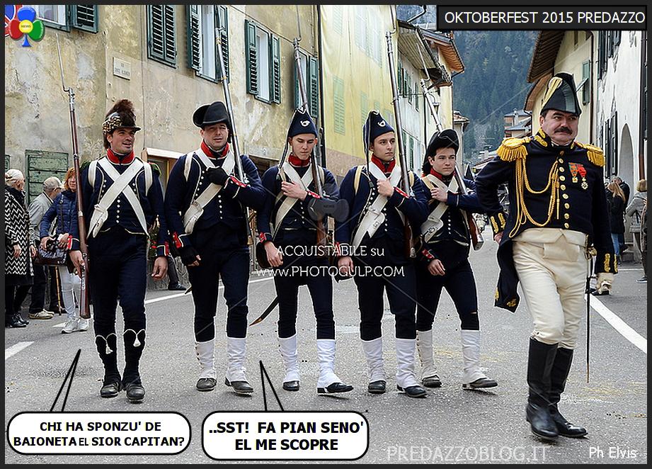 oktoberfest predazzo 2015 capitan de baioneta1 Oktoberfest 2015 a Predazzo, edizione da record. Le Foto